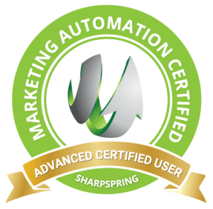 SharpSpring | Marketing_Automation Certified | Advanced Certified User