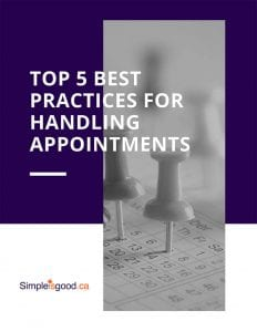 Top 5 Best Practices For Handling Appointments PDF file